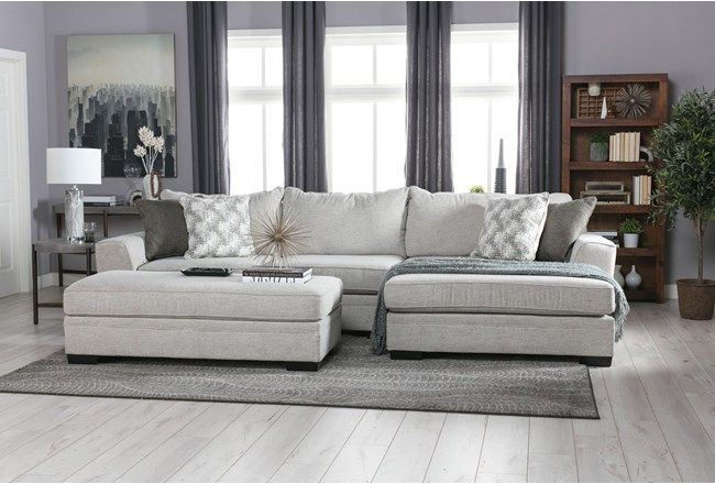 Delano 2 Piece Sectional W/Raf Oversized Chaise – 360 Throughout Delano 2 Piece Sectionals With Laf Oversized Chaise (View 1 of 15)