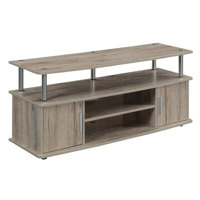 """Ebern Designs D'Aulizio Tv Stand For Tvs Up To 55 With Most Popular Lansing Tv Stands For Tvs Up To 55"""" (View 9 of 15)"""