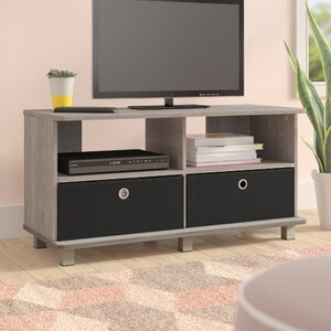 """Ebern Designs Mariaella Tv Stand For Tvs Up To 43 Regarding Most Popular Orrville Tv Stands For Tvs Up To 43"""" (View 5 of 15)"""