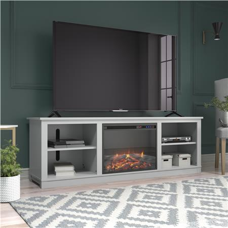 Edgewood Fireplace Tv Stand For Tvs (View 4 of 15)