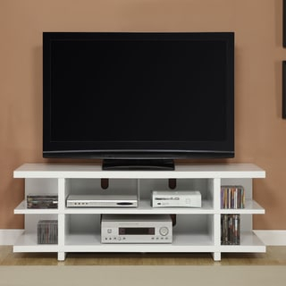 Famous Alden Design Wooden Tv Stands With Storage Cabinet Espresso For Altra 60 Inch Contemporary Reversible Back Panel Tv Stand (View 3 of 15)