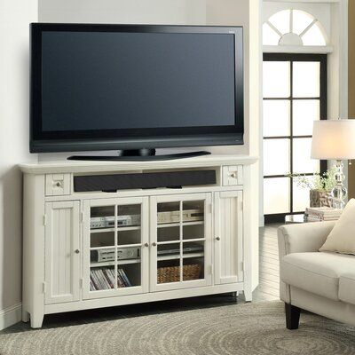 """Fashionable Grenier Tv Stands For Tvs Up To 65"""" With Birch Lane™ Heritage Benedetto Corner Tv Stand For Tvs Up (View 7 of 15)"""