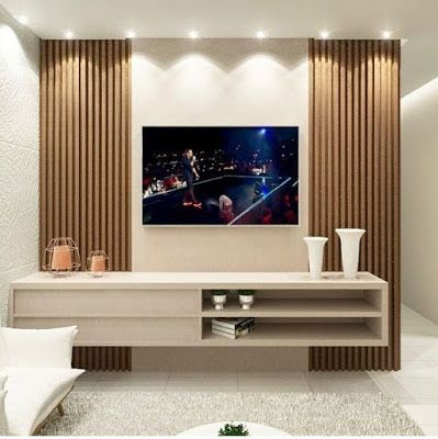 Fashionable Modern Design Tv Cabinets Throughout +55 Modern Tv Wall Units For Living Rooms – Wooden Tv (View 14 of 15)