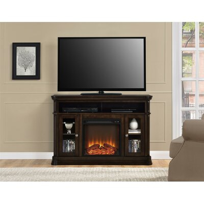 """Fashionable Neilsen Tv Stands For Tvs Up To 50"""" With Fireplace Included With Astoria Grand Carlisle Tv Stand For Tvs Up To 50 Inches (View 1 of 15)"""