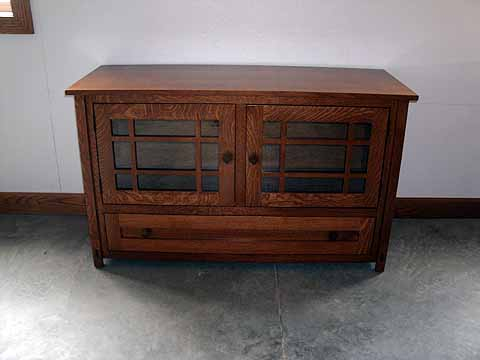 Fashionable Unique Corner Tv Stands In 48″ Spring Hill Tv Stand – Amish Custom Furniture (View 11 of 15)
