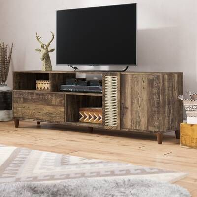 """Favorite Grenier Tv Stands For Tvs Up To 65"""" With Dominic Tv Stand For Tvs Up To 65"""" In  (View 14 of 15)"""