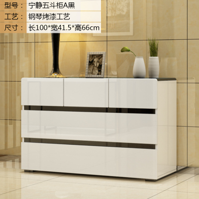 Favorite White Painted Tv Cabinets In Buy Special Drawers Black And White Piano Baking Paint (View 13 of 15)