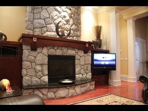 Fireplace, House, Home Decor (View 14 of 15)