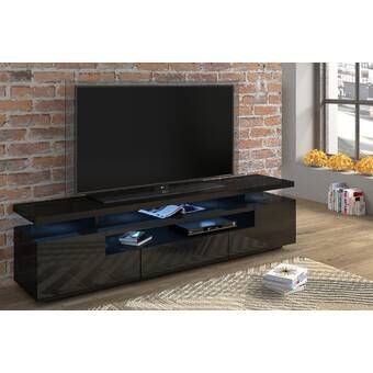 """Floating Milano Tv Stand For Tvs Up To 90"""" (View 6 of 15)"""