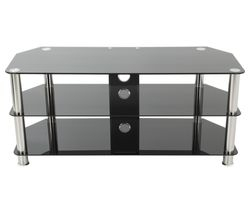 Free Regarding Fashionable Chromium Tv Stands (View 6 of 15)