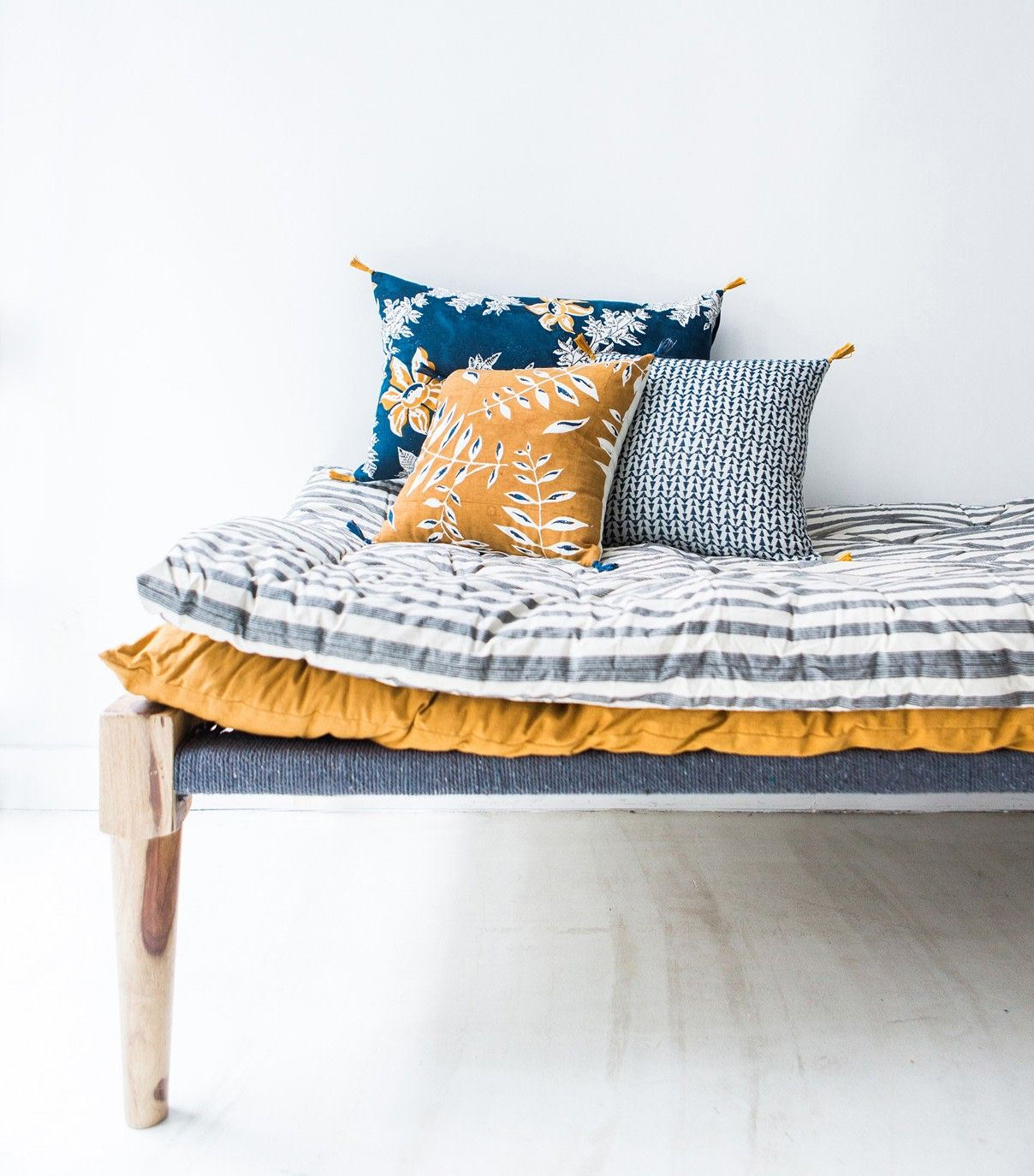 French Vintage Home Goods Shop – Super Marché | Home Goods For French Seamed Sectional Sofas Oblong Mustard (View 5 of 15)