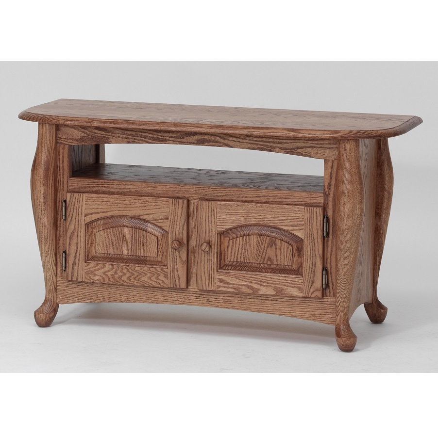 Fully Assembled Tv Stands – Ideas On Foter Within Most Up To Date Lucy Cane Cream Corner Tv Stands (View 6 of 15)