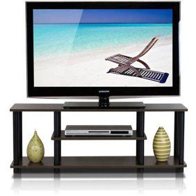 Furinno Jaya Simple Design No Tool Tv Stand, Multiple In Most Up To Date Furinno Jaya Large Entertainment Center Tv Stands (View 13 of 15)