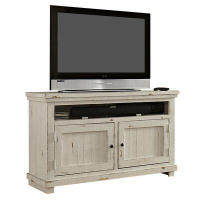 """Greyleigh Pineland Tv Stand For Tvs Up To 55"""" Color Regarding Fashionable Twila Tv Stands For Tvs Up To 55"""" (View 3 of 15)"""