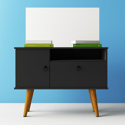"""Hashtag Home Cicero Tv Stand For Tvs Up To 43"""" & Reviews Regarding Well Liked Mathew Tv Stands For Tvs Up To 43"""" (View 10 of 15)"""