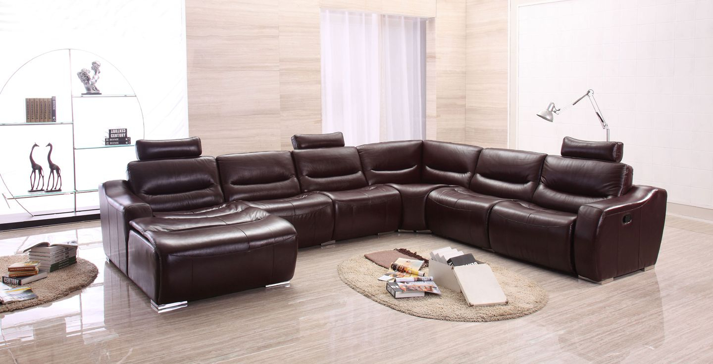 Homeofficedecoration | Extra Large Modern Sectional Sofas Pertaining To Oversized Sectional Sofas (View 15 of 15)