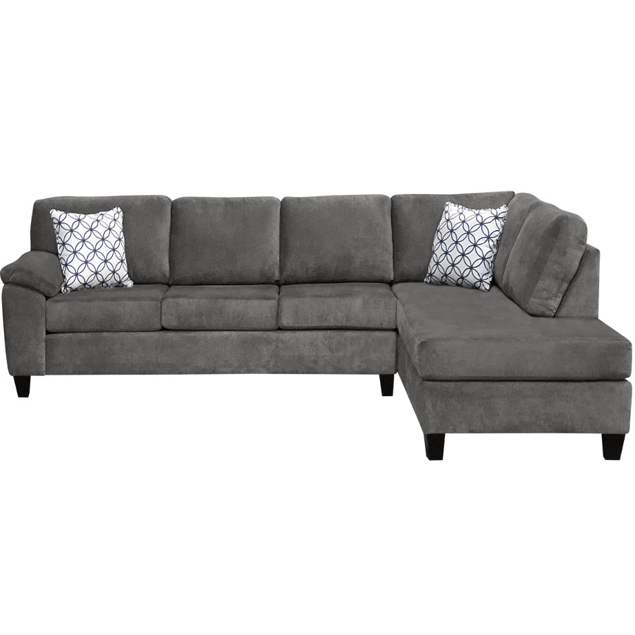 Houston Sectional – Custom Canadian Made Sectional I Home Envy With Regard To Houston Sectional Sofas (View 11 of 15)