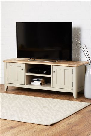 Huxley Wide Tv Stand (View 2 of 15)