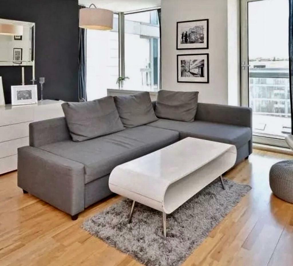 Ikea Corner Sofa Bed Grey Colour With Storage Ikea With Ikea Corner Sofas With Storage (View 2 of 15)