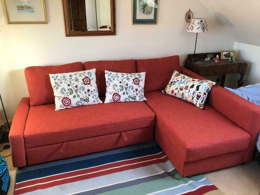 Ikea Corner Sofa Bed With Storage | In Earlston, Scottish Pertaining To Ikea Corner Sofas With Storage (View 3 of 15)