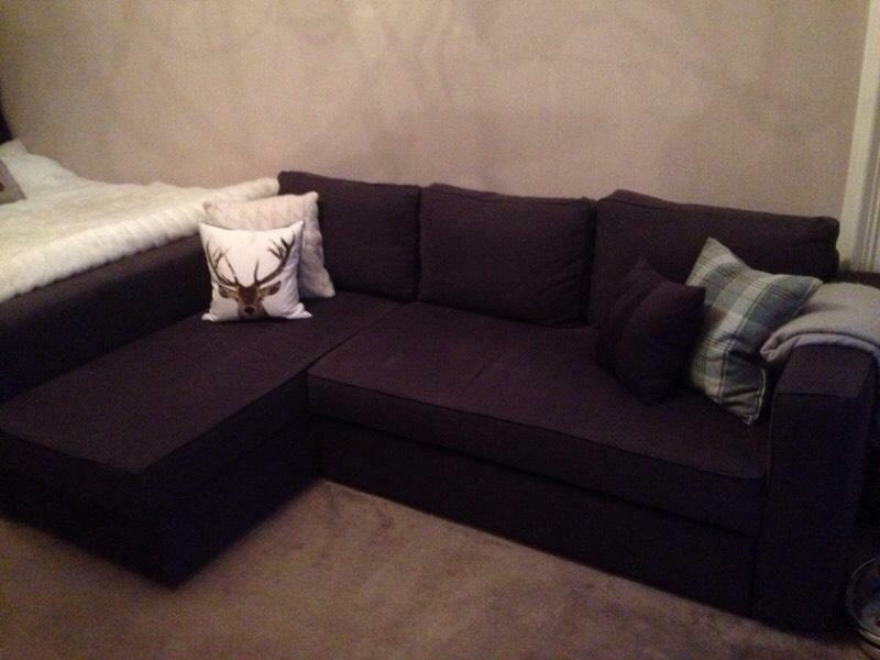 Ikea Manstad L Shaped Sofa Bed   In Edinburgh   Gumtree In Manstad Sofas (View 6 of 15)