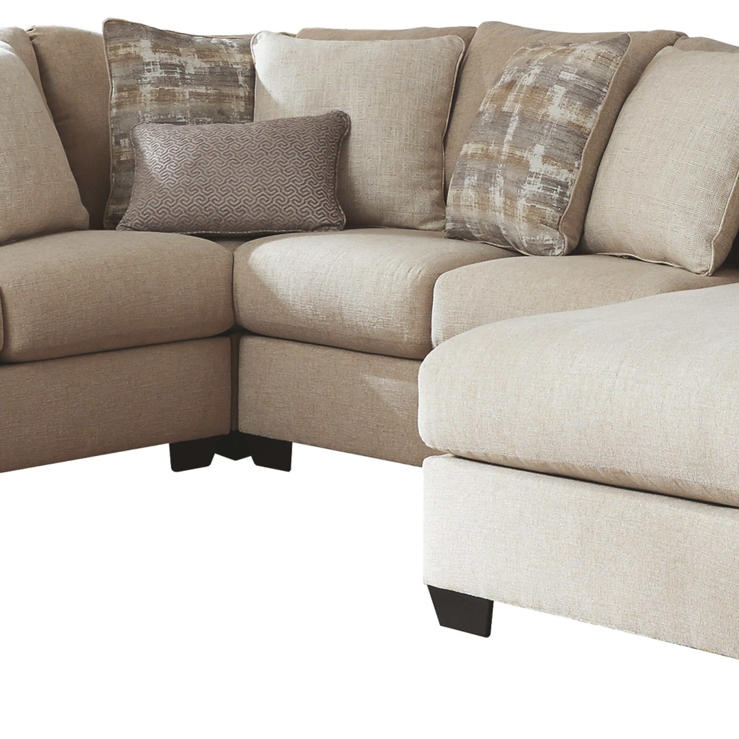 Ingleside 4 Piece Sectional With Chaisebenchcraft Regarding Benton 4 Piece Sectionals (View 6 of 15)