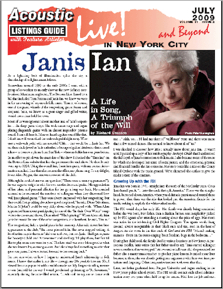Janis Ian A Life In Song, A Triumph Of The Willrichard Pertaining To 2018 Greenwich Corner Tv Stands (View 10 of 10)