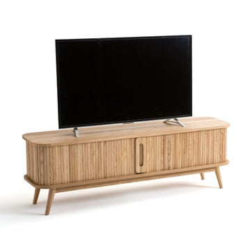 La Redoute Pertaining To Favorite Lucy Cane Cream Corner Tv Stands (View 4 of 15)