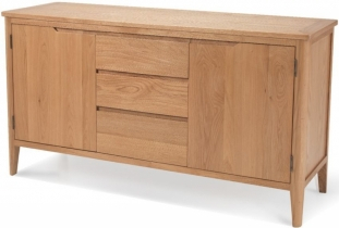 Large Sideboard – Devon Furniture Company – 01752 702040 Within Newest Sidmouth Oak Corner Tv Stands (View 10 of 14)