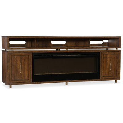 """Latest Gosnold Tv Stands For Tvs Up To 88"""" For Hooker Furniture Bigsur Tv Stand For Tvs Up To 88"""" With (View 5 of 15)"""