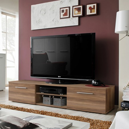 Latest Indi Wide Tv Stands With Regard To Bmf Bono Ii Tv Stand 180Cm Wide Drop Down Flap Doors (View 3 of 15)