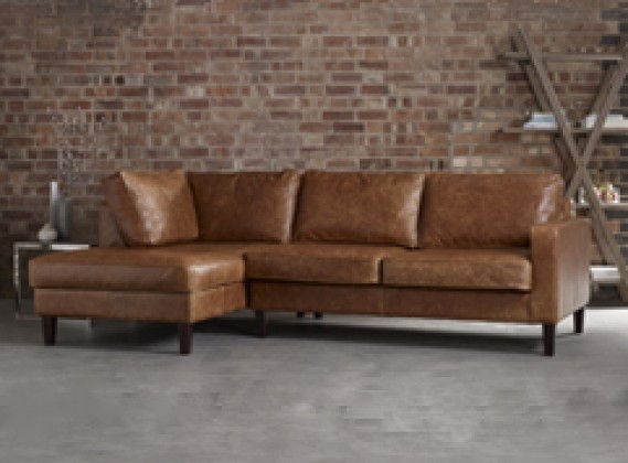 Leather Sofas: 2, 3 & 4 Seater – Handmade Settees & Couches With Regard To Cromwell Modular Sectional Sofas (View 9 of 15)