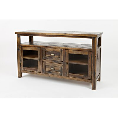 Leija Cabinet/Enclosed Storage Tv Stand For Tvs Up To 60 Pertaining To Most Up To Date Boahaus Dakota Tv Stands With 7 Open Shelves (View 4 of 15)