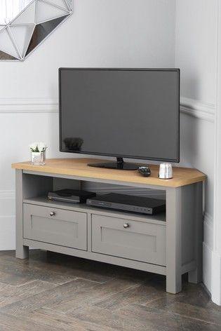 Living Room Tv Intended For Most Recent Samira Corner Tv Unit Stands (View 8 of 15)