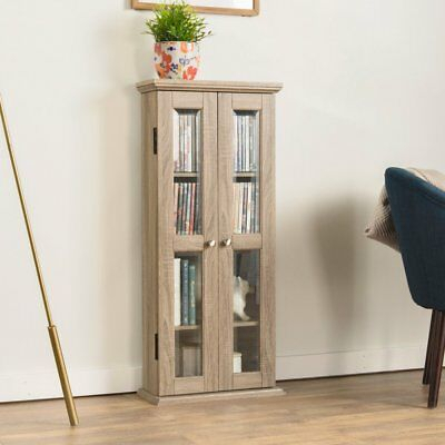 Media Storage For Well Known Walker Edison Wood Tv Media Storage Stands In Black (View 9 of 15)