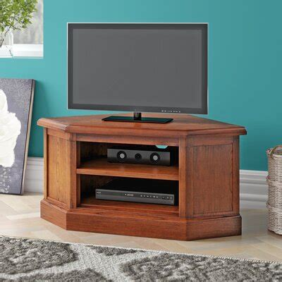 Mercury Row Tv Unit – Free Shipping On Everything* And Throughout Best And Newest Bromley Oak Corner Tv Stands (View 15 of 15)