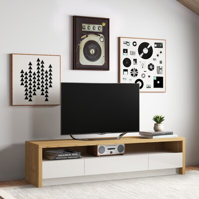 Merrimac Tv Stand For Tvs Up To 78 Inches (View 10 of 15)