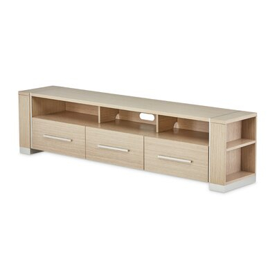 """Michael Amini Laguna Ridge Tv Stand For Tvs Up To 88 With Regard To Well Known Gosnold Tv Stands For Tvs Up To 88"""" (View 7 of 15)"""
