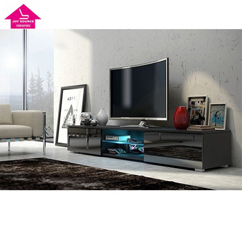 Modern Wood Led Tv Wall Unit Stand Wall Cabinet Design For For Recent Led Tv Cabinets (View 8 of 15)