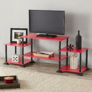 Most Current Mainstays 4 Cube Tv Stands In Multiple Finishes With Tv Media Stand 3 Cube Entertainment Center No Tool (View 3 of 15)