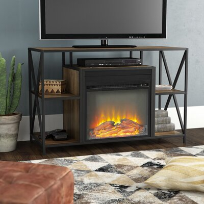 """Most Current Orrville Tv Stands For Tvs Up To 43"""" Throughout Williston Forge Nowak Tv Stand For Tvs Up To 43"""" With (View 12 of 15)"""