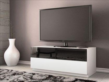 Most Current Stil Tv Stands With Regard To Jsp Modena Tv Credenza In White Gorgeous Media Stand –  (View 4 of 15)