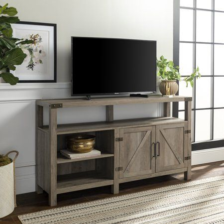 """Most Current Valenti Tv Stands For Tvs Up To 65"""" Regarding Manor Park Modern Farmhouse Tv Stand For Tvs Up To  (View 1 of 15)"""