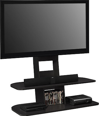"""Most Current Valenti Tv Stands For Tvs Up To 65"""" Within Tv Stands For Flat Screens With Mount Up To 65 Inch Black (View 9 of 15)"""
