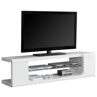 """Most Popular Baba Tv Stands For Tvs Up To 55"""" Pertaining To Kenilworth Tv Stand For Tvs Up To 55"""" & Reviews (View 8 of 15)"""