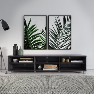"""Most Popular Bustillos Tv Stands For Tvs Up To 85"""" For Mercury Row® Grossi Tv Stand For Tvs Up To 85"""" (View 3 of 15)"""