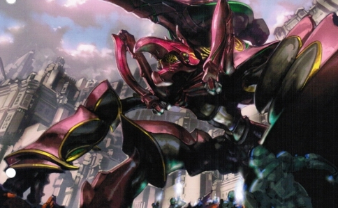 Most Popular Delta Large Tv Stands With Macross Frontier The Vajra / Characters – Tv Tropes (View 1 of 15)