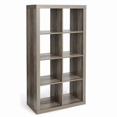Most Popular Mainstays 4 Cube Tv Stands In Multiple Finishes With Regard To Better Homes & Gardens 8 Cube Organizer, Multiple Colors (View 10 of 15)
