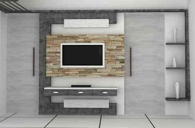Most Popular Modern Design Tv Cabinets Inside Latest 40 Modern Tv Wall Units – Tv Cabinet Designs For (View 8 of 15)