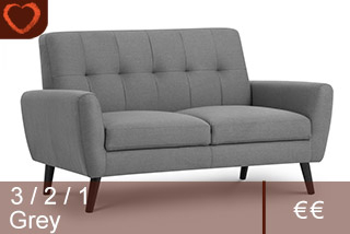 Most Popular Monza Tv Stands For Monza Grey Fabric Suite (View 6 of 15)